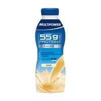 Ρόφημα πρωτείνης Multipower Protein Shake 55g Vanilla Fl